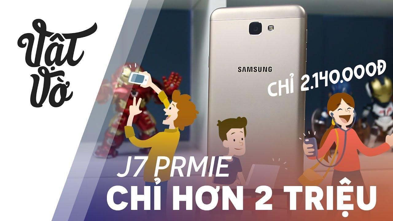 Thực hư chuyện mua Galaxy J7 Prime tại Mobifone giá hơn 2 triệu