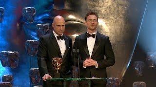 Tom Hiddleston at The British Academy Film Awards 2015 [HD]