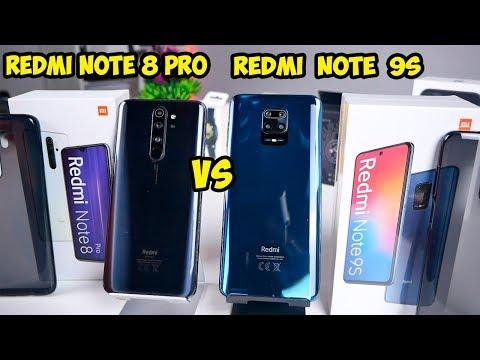 Redmi Note 9S VS Redmi Note 8 Pro. Что лучше? Что выбрать?