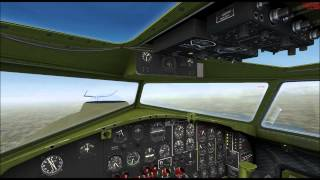 B-17G Flying Fortress from A2A Simulations Tutorial Part 2
