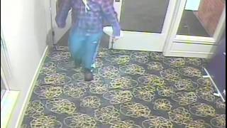Man Threatens Hotel Staff With Knife in Attempted Robbery