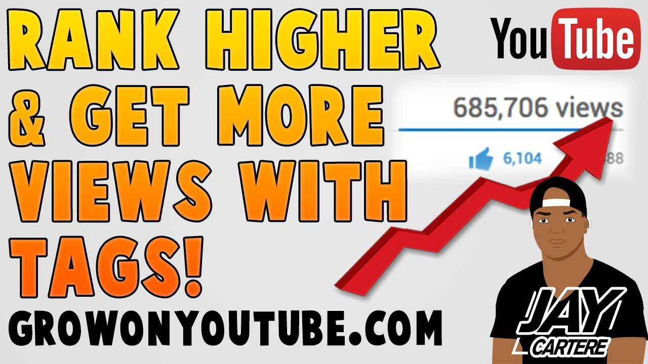 How To Rank Higher With YouTube Video Tags & Get More Views! (2017) -  YouTube Guide