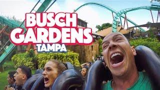 Bush Gardens - Orlando - ep.7