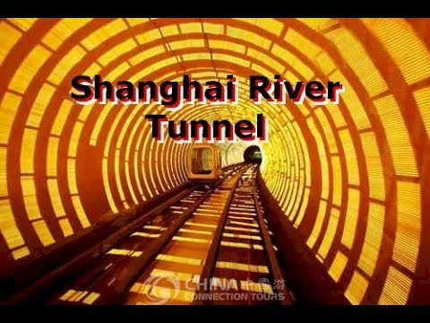 Shanghai Sightseeing Tunnel