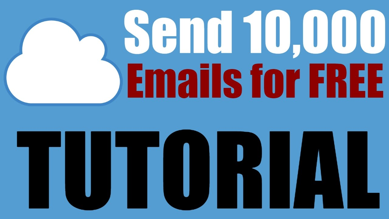 How to send 10,000 emails | Free Mass Emailing Service