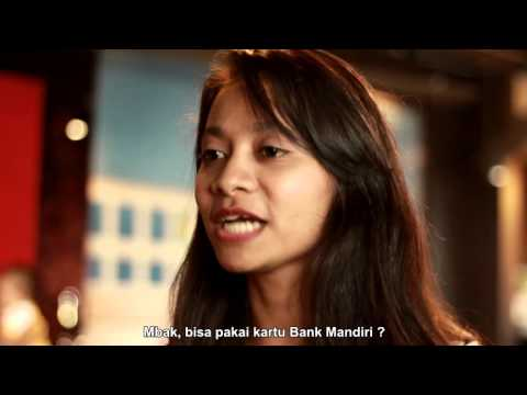 BANK MANDIRI & TELKOMCEL Smart Banking