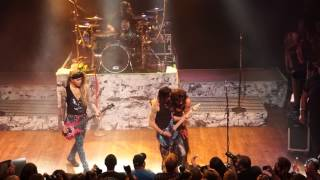 Steel Panther w/Nuno Bettencourt ~ You Really Got Me ~ HOB Sunset ~ 8/3/15
