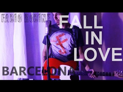 Fall in Love - Barcelona  | Fabio Robine Cover |