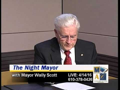 The Night Mayor 4-15-16