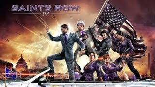 SaintsRowIV Take over a story ( Part 03 )