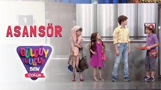 Güldüy Güldüy Show Çocuk 3.Bölüm, Asansör Skeci