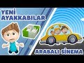 Kukuli – Arabalı Sinema & Yeni Ayakkabılar   2 Bölüm Bir Arada   Çocuk Şarkıları & Çizgi Filmler