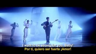 Clean Bandit - Stronger ft. Olly, Alex (Lyrics - Sub español)