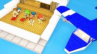 Minecraft Daycare - BILLIONAIRE YACHT PARTY!