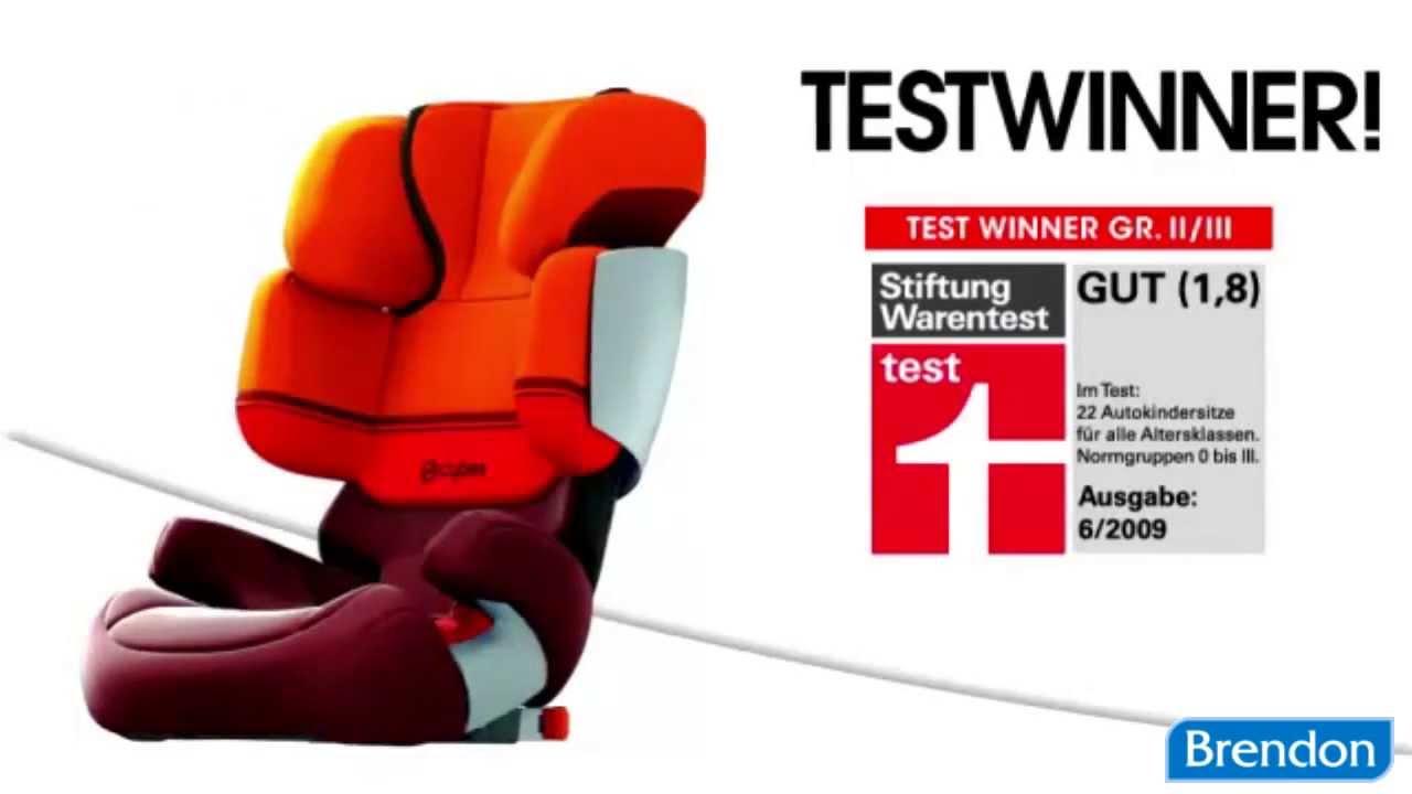 cybex solution x fix silver isofix autoseda ka youtube. Black Bedroom Furniture Sets. Home Design Ideas