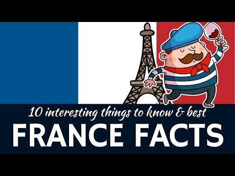 Did you know facts in french