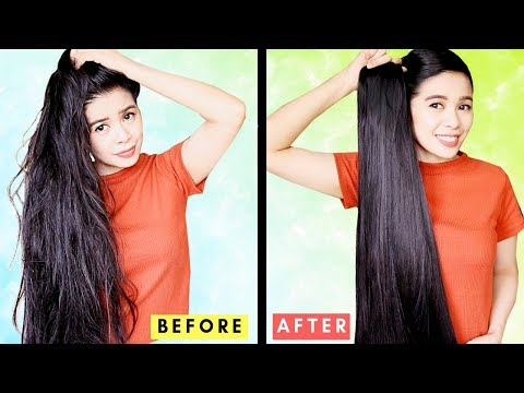 How To Detangle a Very Knotted & Tangled Hair Without Breakage & Damaged-Beautyklove