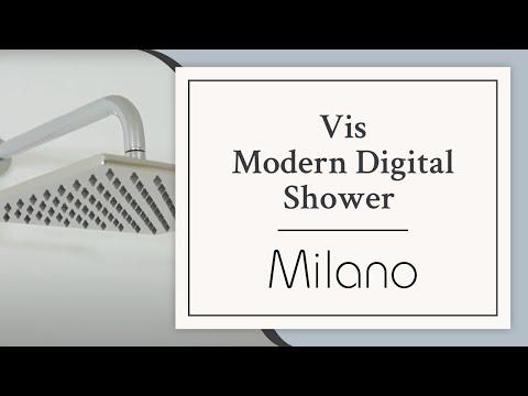 The Milano Vis Digital Shower