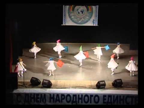 Бронзовая звезда ансамбль Элодея г.Ковров 7-11