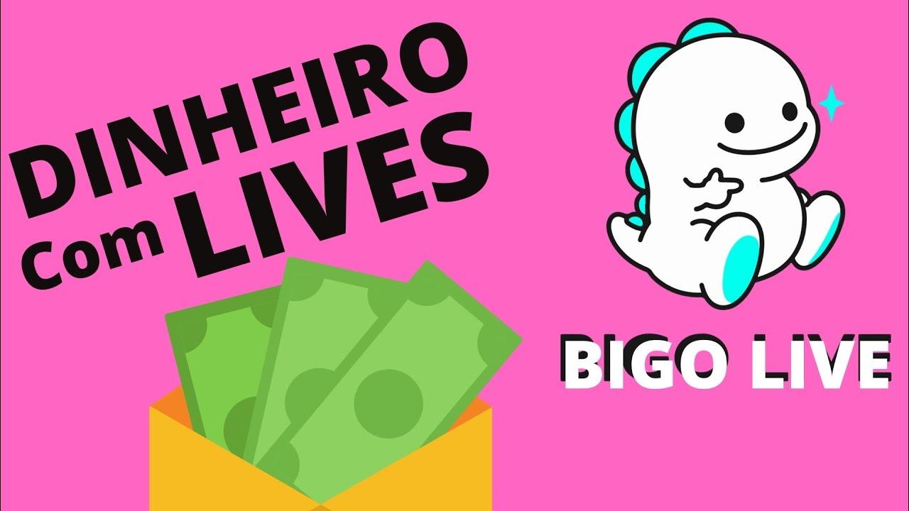Como ganhar dinheiro na internet com o Bigo Live