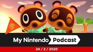 My Nintendo Podcast #7 [T4] | Animal Crossing Direct, Zelda cumple 34 años y Reggie Fils-Aime
