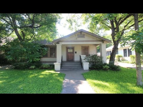 Two Bed One Bath Rental - Central Austin Texas