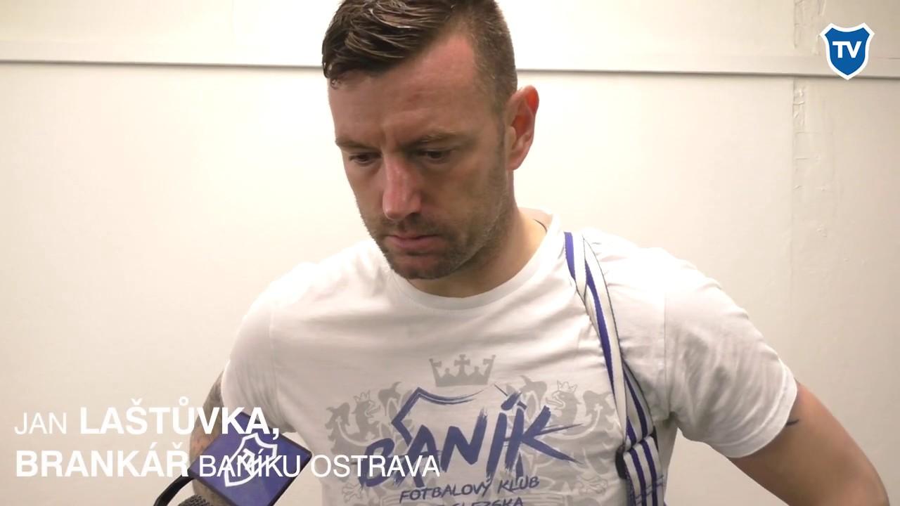 OHLASY / Jan Laštůvka po Liberci (1:2)