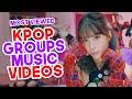 «TOP 40» MOST VIEWED KPOP GROUPS MUSIC VIDEOS OF 2021 (October, Week 3)