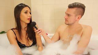 Somayeh (Les Anges 7) dans le bain de Jeremstar - INTERVIEW