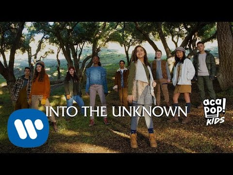 Acapop! KIDS - INTO THE UNKNOWN from Frozen 2 (Official Music Video)