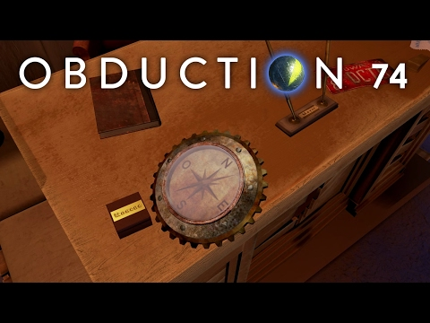 Obduction   Deutsch Lets Play #74   Blind Playthrough   Ingame English