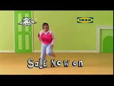 ikea ikea sale uk tv commercials youtube. Black Bedroom Furniture Sets. Home Design Ideas