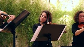 Ensemble Microcosme - Rachmaninov Romance et Scherzo (extraits)