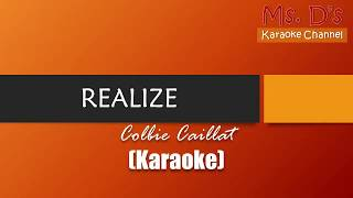 [KARAOKE] Realize - Colbie Caillat
