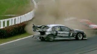 Supercars - New Zealand Crashes
