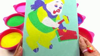 Baby Learn Painting - Baby learns how to draw colors |Bébé a Appris à Peindre| P95