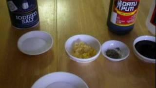 Recipe | BEEF TAPA