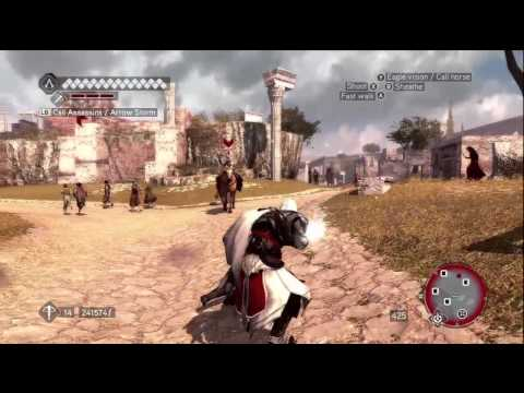 Assassin's Creed: Brotherhood - Cheats