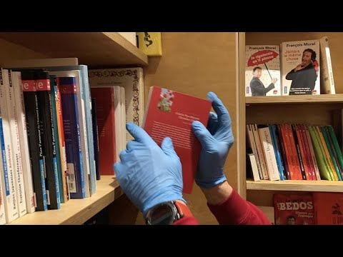 New chapter as Brussels bookstore adapts to coronavirus lockdown