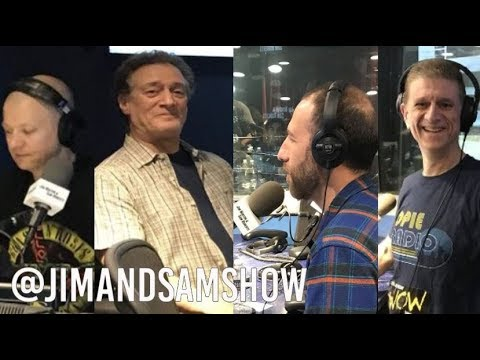 The Jim and Anthony Show with Ari Shaffir, Dennis Falcone (11/20/17)