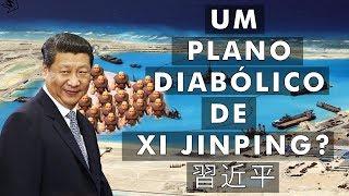 Por que a China está construindo várias ilhas no Oceano Pacífico?
