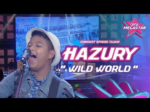 Tak sangka suara Wild World Hazury macam Datuk Ramli Sarip ! | Mr Big | Ceria Megastar