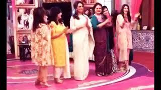 Bushra Ansari & Her Sisters  Singing Songs At Geo Subah Pakistan | Morning Show  -30th 2017 !