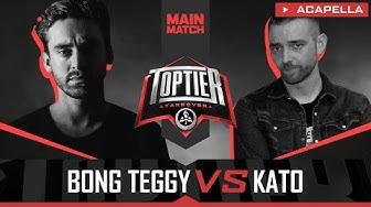 Bong Teggy vs. Kato   TOPTIER TAKEOVER MAINMATCH