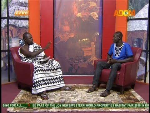 Sankofa Chat Room on Adom TV (12-11-18)