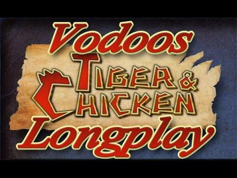 Moorhuhn - Tiger & Chicken Longplay #17 Ending |