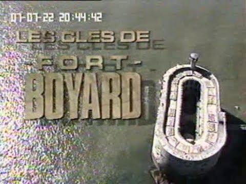 Fort Boyard 07.07.1990 First episode