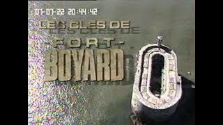Fort Boyard (07.07.1990) First episode