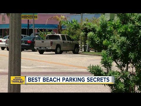 Best Beach Parking Secrets In Tampa Bay