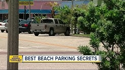 Best beach parking secrets in Tampa Bay